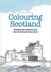 Coloring Scotland