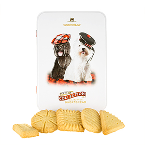 Scottie & Westie Shortbread Tin from Campbells