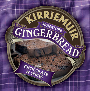 Kirriemuir Chocolate & Spice Gingerbread