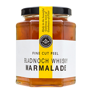 Orange Marmalade with Bladnoch Whisky