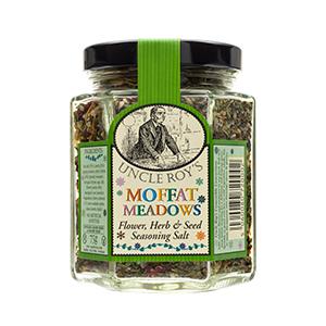 Moffat Meadows - Flower, Herb & Seed Seasoning Salt