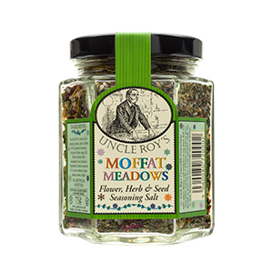 Moffat Meadows - Flower, Herb & Seed Seasoning Salt