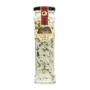 Scottish Wild Garlic Salt