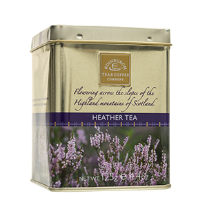 Heather Tea Caddy - loose tea