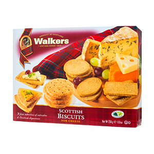 Biscuits for Cheese -Walker's Oatcakes & Digestives