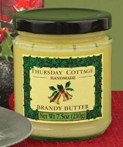 Brandy Butter 6 oz. jar