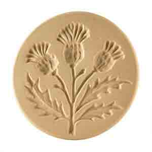 Thistle Cookie Stamp 3