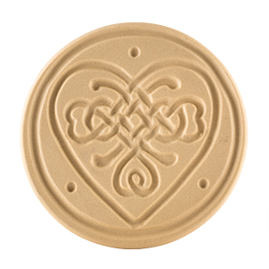 Celtic Knot Heart Cookie Stamp 3