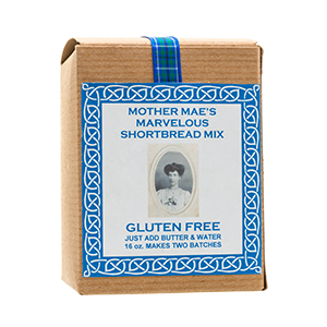 Mother Mae's Gluten Free Shortbread Mix