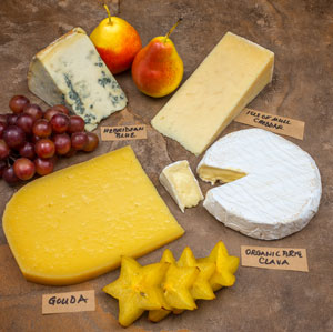 Scottish Cheese Course - 2017