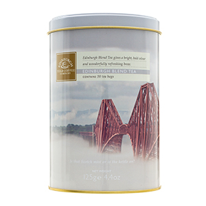 Edinburgh Blend Tea Drum - 50 teabags