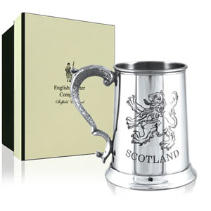 Scotland Lion Tankard