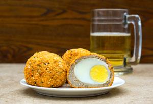 Scotch Eggs - set of four