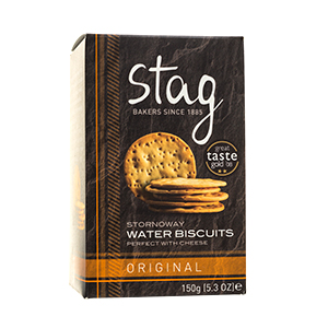 Stag Water Biscuits
