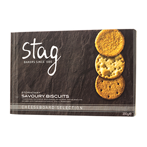 Stag Savory Biscuits