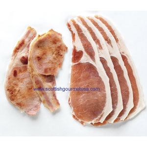 Back Bacon - Scottish Style - 1 lb.