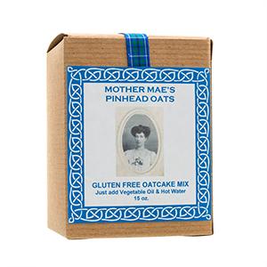 Gluten Free Oatcake Mix - 15 oz. box