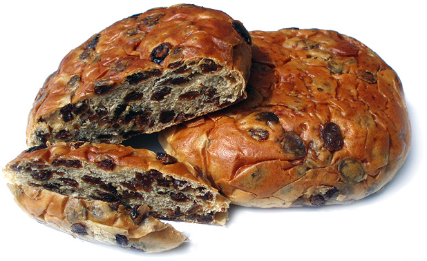 Selkirk Bannock - full one pound loaf