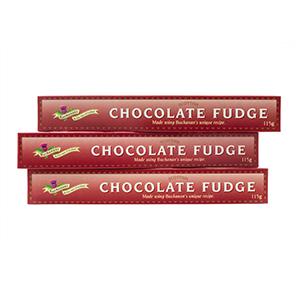 Chocolate Fudge - three sticks