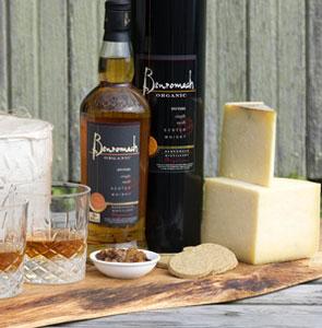 Whisky Dunlop Organic Cheddar